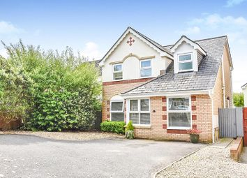 Thumbnail 3 bed detached house for sale in Maes Y Fedwen, Broadlands, Bridgend.