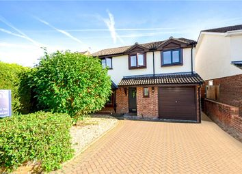 Thumbnail 4 bed detached house for sale in Dickens Way, Yateley, Hampshire