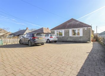 Thumbnail 3 bed detached bungalow for sale in Rough Common Road, Rough Common, Canterbury
