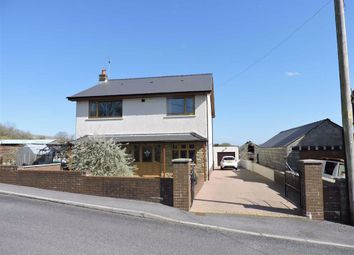 4 bed detached house for sale in Mountain Road, Upper Brynamman, Ammanford SA18