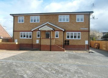 Thumbnail 2 bed flat to rent in Langthorne Lodge, Dovervelt Road, Canvey Island