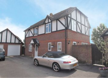 Thumbnail 4 bed detached house for sale in Chestnut Close, Angmering, Littlehampton