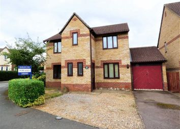 Thumbnail 3 bed detached house for sale in Ash Way, Woodford Halse, Northants
