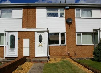 Thumbnail 2 bed terraced house to rent in Wallington Walk, Billingham