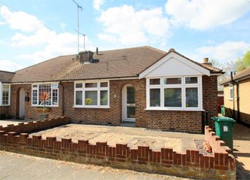 Thumbnail 2 bed semi-detached bungalow to rent in Farm Road, Staines-Upon-Thames, Surrey