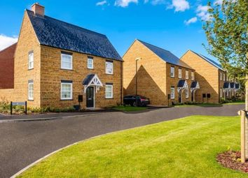 Thumbnail 4 bed detached house for sale in The Leyes, Deddington