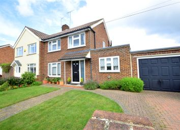 Thumbnail 3 bed semi-detached house for sale in Aston Mead, Windsor, Berkshire