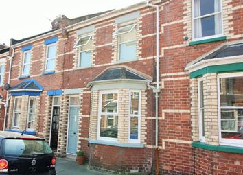 Thumbnail 3 bedroom terraced house for sale in Baker Street, Exeter