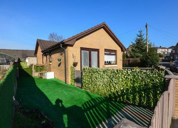 Thumbnail 2 bedroom detached bungalow for sale in Manse Road, Kilsyth, Glasgow