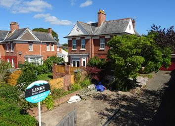Thumbnail 3 bed flat for sale in Drakes Avenue, Exmouth