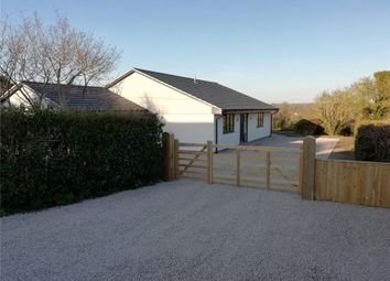 Thumbnail 3 bed detached bungalow for sale in Combe Hill, Milborne Port, Sherborne, Somerset