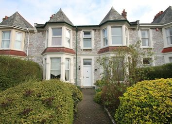 Thumbnail 5 bedroom terraced house for sale in Milehouse Road, Plymouth