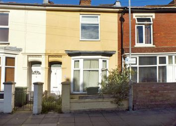 Thumbnail 3 bedroom terraced house for sale in Clive Road, Fratton, Portsmouth, Hampshire