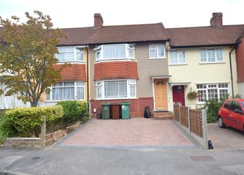Thumbnail 2 bed terraced house for sale in Lindsay Road, Worcester Park, Surrey