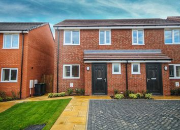 Thumbnail 2 bed semi-detached house for sale in The Riddings, Riddings, Alfreton