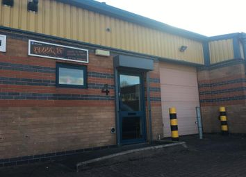 Thumbnail Industrial to let in Unit 4, Flynn Row, Fenton Industrial Estate, Stoke-On-Trent