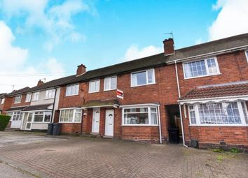 Thumbnail 3 bed terraced house for sale in Ringinglow Road, Great Barr, Birmingham, West Midlands