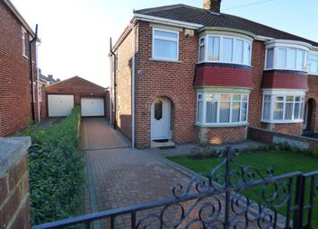 Thumbnail 3 bed semi-detached house for sale in Grasmere Drive, Normanby, Middlesbrough