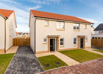 Thumbnail 3 bed property for sale in Corrigan Street, Newcraighall, Musselburgh