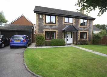 Thumbnail 4 bed detached house for sale in Granger Close, Chippenham, Wiltshire