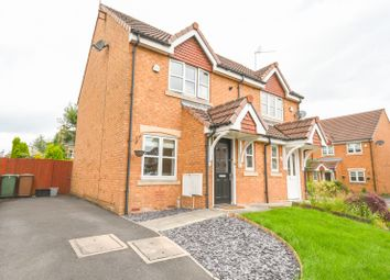 Thumbnail 2 bed semi-detached house for sale in Arabis Gardens, St. Helens