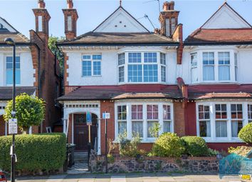 Thumbnail 2 bed flat for sale in Woodberry Crescent, Muswell Hill, London