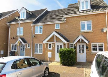 Thumbnail 3 bed terraced house for sale in Wheat Grove, Sleaford