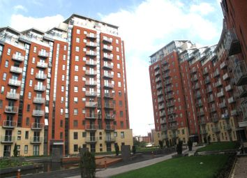 Thumbnail 2 bed flat to rent in Santorini, Gotts Road, Leeds, West Yorkshire