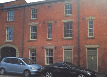 Thumbnail 4 bedroom town house for sale in Bridge Street, Derby