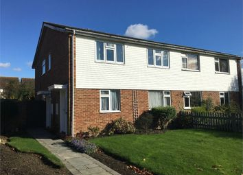 Thumbnail 2 bed maisonette for sale in Larch Crescent, West Ewell, Epsom