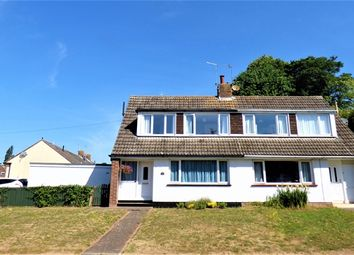Thumbnail 3 bed semi-detached house to rent in Withycombe Village Road, Exmouth