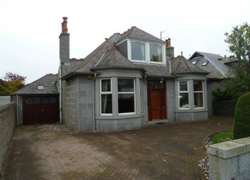 Thumbnail 4 bedroom detached house to rent in Springfield Road, Aberdeen