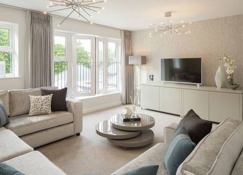 "Thumbnail 4 bed terraced house for sale in ""The Windsor"" at Wick Road, Englefield Green, Egham"