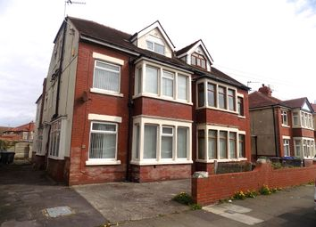 Thumbnail Studio to rent in Luton Road, Thornton-Cleveleys