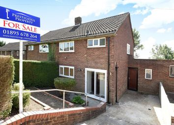 Thumbnail 3 bed semi-detached house for sale in Chiltern Drive, Rickmansworth