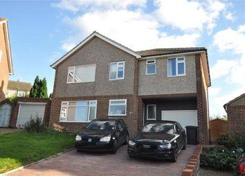 Thumbnail 4 bed detached house for sale in Linton Close, Saffron Walden, Essex