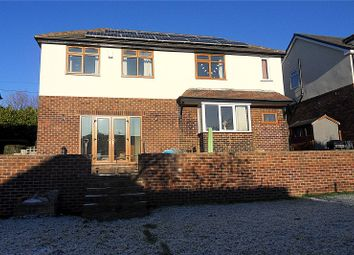 Thumbnail 4 bed detached house for sale in Quarryside Road, Mirfield, West Yorkshire