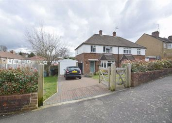 Coniston Road, Coulsdon, Surrey CR5. 3 bed semi-detached house for sale