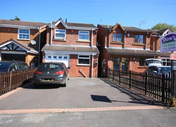 3 bed detached house for sale in Crowndale Place, Packmoor, Stoke-On-Trent ST6