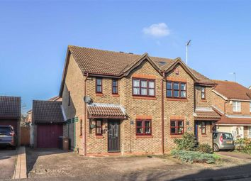 Thumbnail 3 bed semi-detached house for sale in The Elms, Hertford, Herts