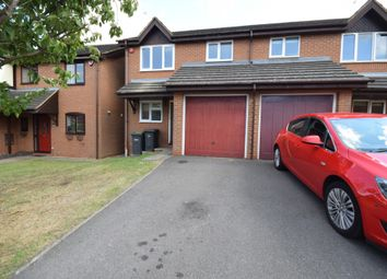 Thumbnail 3 bedroom terraced house to rent in Tameton Close, Luton, Bedfordshire