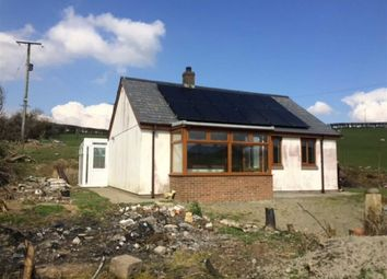 Thumbnail 3 bed bungalow for sale in Rhosygarth, Aberystwyth, Ceredigion