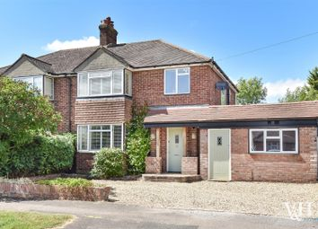 Thumbnail 4 bed detached house to rent in Petters Road, Ashtead