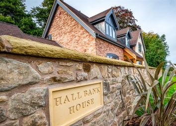 Thumbnail 4 bed detached house for sale in New House, Hall Bank, Pontesbury