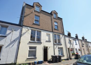 Thumbnail 1 bed flat for sale in Flat 6, 20 Regent Street, Dawlish, Devon