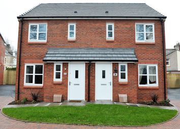 "Thumbnail 2 bedroom terraced house for sale in ""The Morden"" at West Down Court, Cranbrook, Exeter"