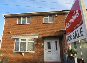 Thumbnail 3 bed end terrace house for sale in Brentry Lane, Bristol