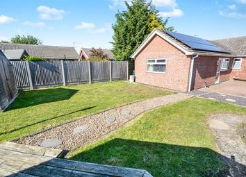 Thumbnail 4 bed bungalow for sale in Hazel Grove, Welton, Lincoln