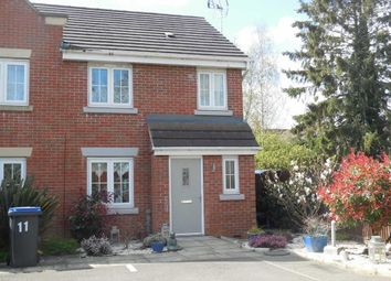3 bed town house for sale in Garner Close, Barwell, Leicester LE9