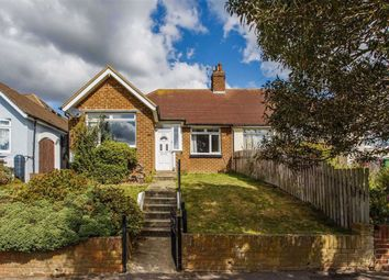 Thumbnail 3 bedroom semi-detached bungalow for sale in Firtree Road, Hastings, East Sussex
